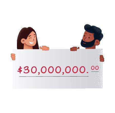 Grandes ganadores de la lotería Loto Clásico de Chile