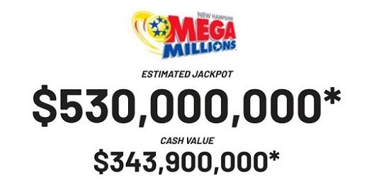 cómo se paga el Mega Millions